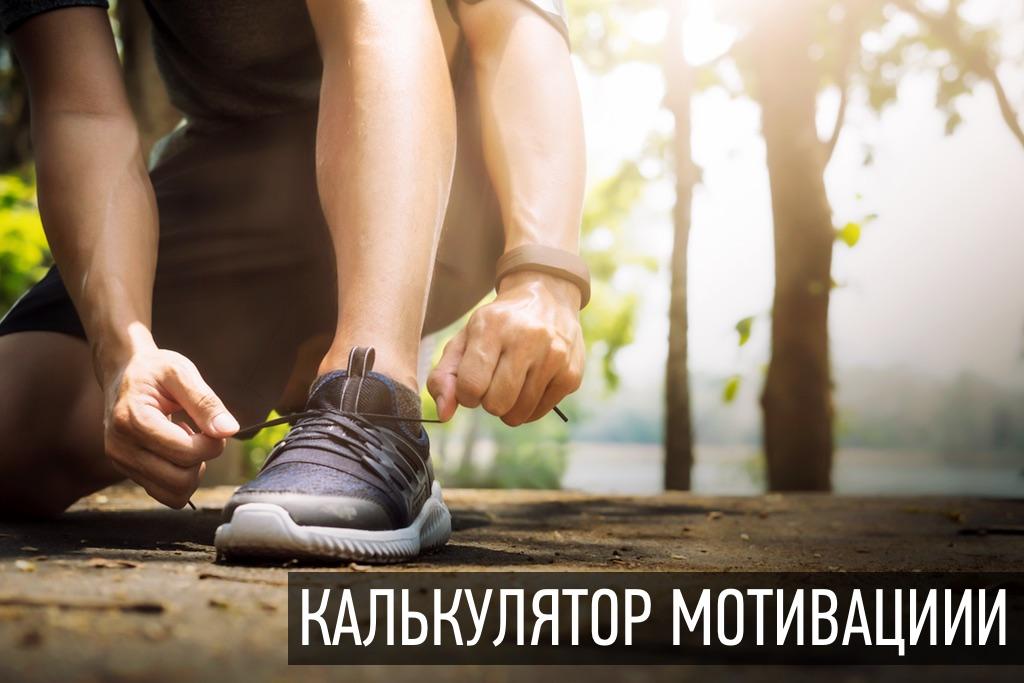 Калькулятор мотивации